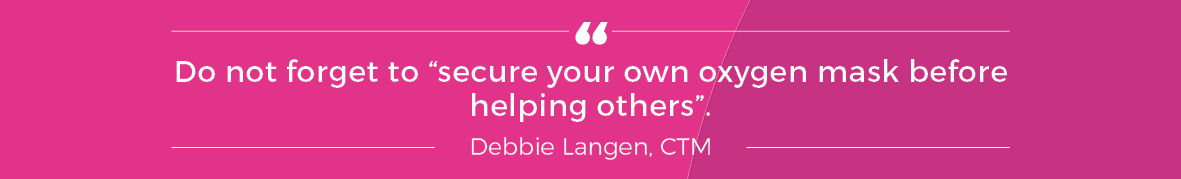 Quote from Debbie Langen